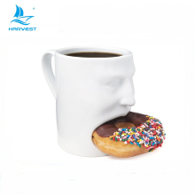 Tazza di Caffè Tazza di <span class=keywords><strong>Latte</strong></span> di ceramica E Cookie Monster