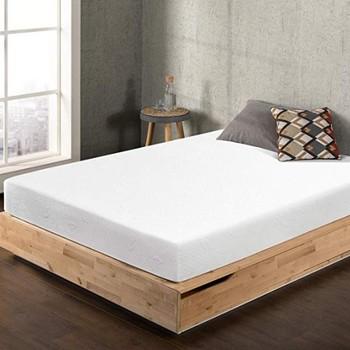 Amazon Com Zinus Green Tea 10 Inch Memory Foam Mattress Full