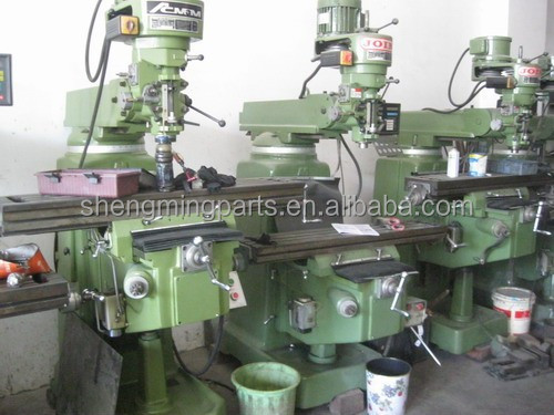 used small milling machine X2 Joint taiwan dilling machine