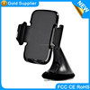 2017 easy disassembly adjustable 360 swivel cd slot cellphone mount with ball joint,car mount holder cradle