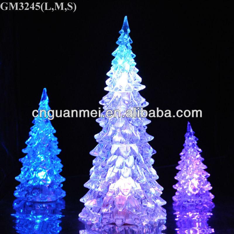 Fiberglass Christmas Tree With Led Light, Fiberglass Christmas Tree ...
