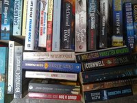 Wholesale Second Hand Books, DVDs and CDs