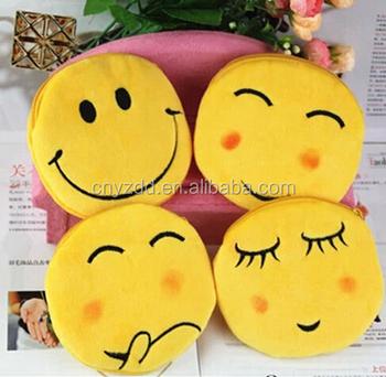 Plüsch Emoji Smiley Emoticonemoji Federmäppchenemoji