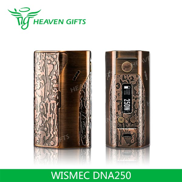 New In Stock!!! WISMEC DNA250 MOD Reuleaux DNA 250W Limited Edition