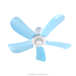 China cheap price energy saving ac 220volt electric plastic mini ceiling fan
