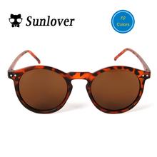 Fashion multicolour 2014 mercury Mirror glasses men sunglasses women male female coating sunglass gold round OCUL 051