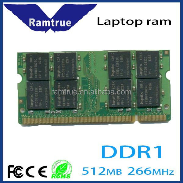 laptop ddr1 1gb 400mhz portable external ram for laptop