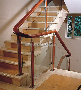 Decorative Modern Indoor Marble Stairs Design For Home Decor
