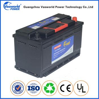 Best Sealed Maintenance Free Din 100ah 12v Standard Auto Battery Buy Auto Batteries 12v 100ah 12v 100ah Din Standard Battery Maintenance Free