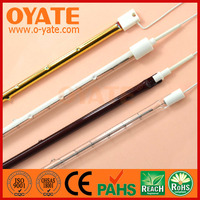electric heating element halogen bulb infrared heat lamp