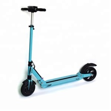 2018 Wholesale cheap adult 450w 2 wheel foldable electric scooter for adults