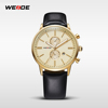 Wholesale japan movt quartz custom analog quartz watch made in china weide watch wh3302