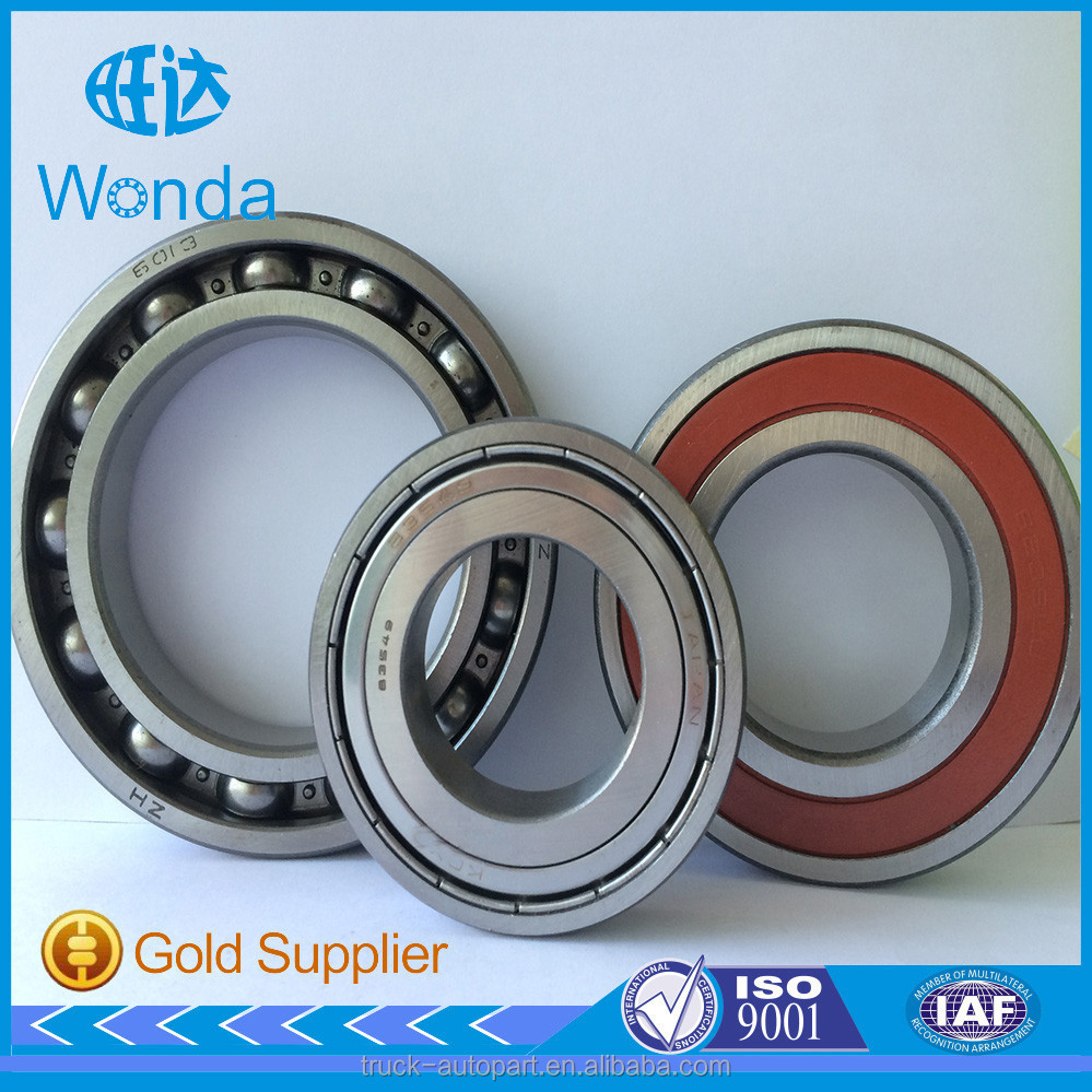 Fast delivery rotor teflon deep groove ball bearing 690 2rs