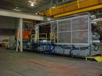 2035 Ton,389 Oz. Mir Injection Molding Machine
