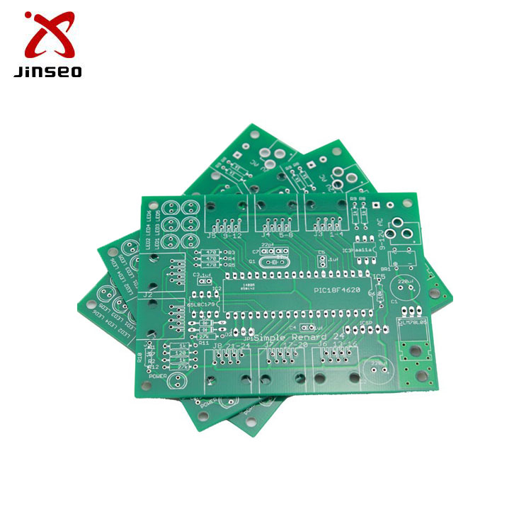 Pcb prototype china high quality double sided pcb