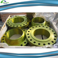 EN1092-1 / ANSI / DIN A105 forged carbon steel flange