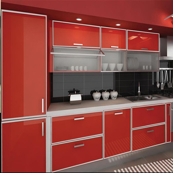 Aluminium Kitchen Design In Pakistan