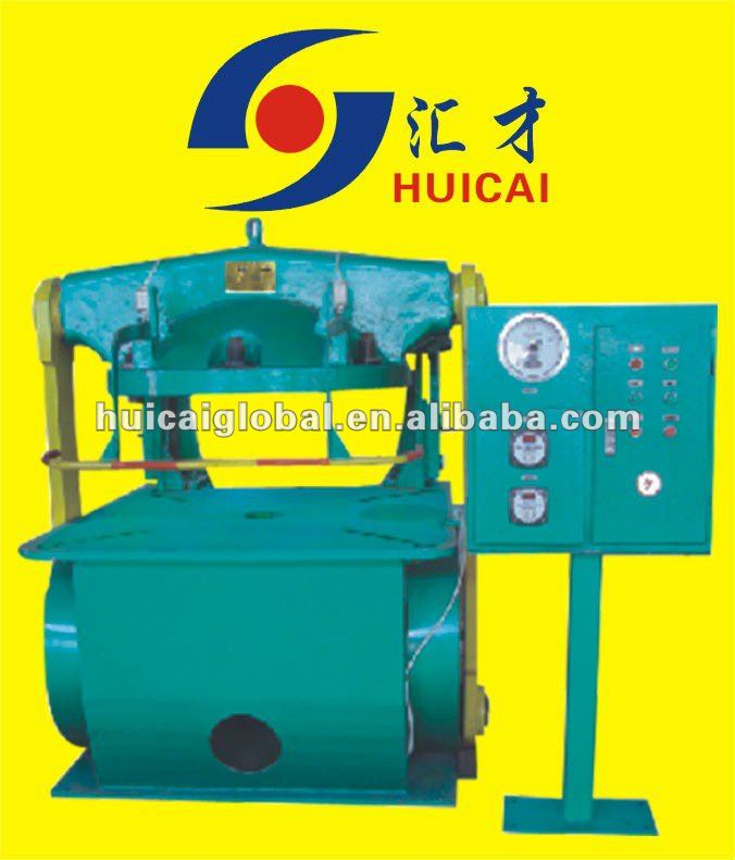 automatic radial tire inner tube and curing press