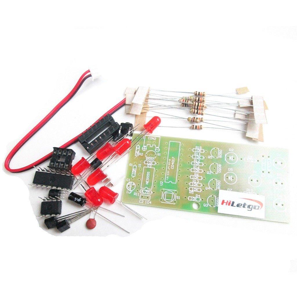 HiLetgo Electronic Dice Suite Electronic DIY Suite DIY Kits
