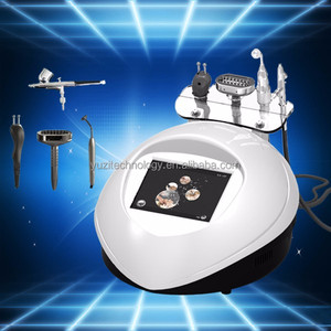 Professional oxygen facial machine / microdermabrasion intraceuticals oxygen facial therapy / newest oxygen jet peel machine