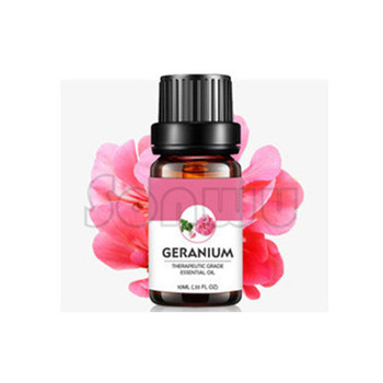 Sonwu geranium rose essential oil and OEM geranium oil