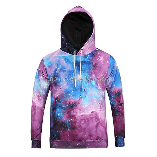 High quality cheap blank hoodies trendy hip hop street wear full dye sublimation mens urban hoodies