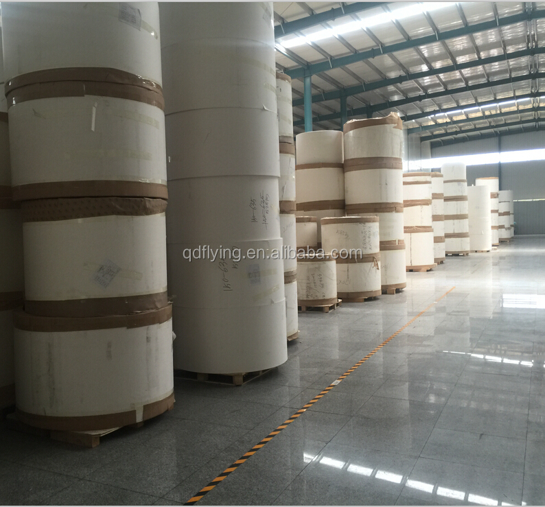 C1S Ivory Board PE coated paper roll- 250 gsm- 400 gsm in sheet of 70 X 100