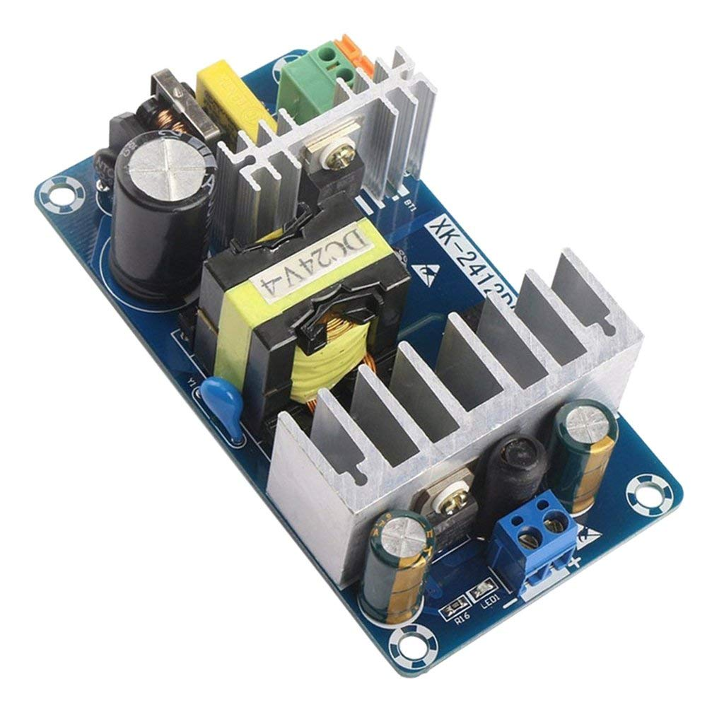 MagiDeal AC85-265V To DC 24V 4A-6A 100W Switch Power Supply Board AC DC Power Module