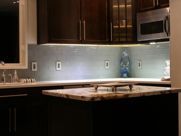 Beveled Glass Mosaic Kitchen Wall Tiles Price