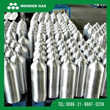 Reliable Manfacture Aluminum Small CO2 Gas Cylinder