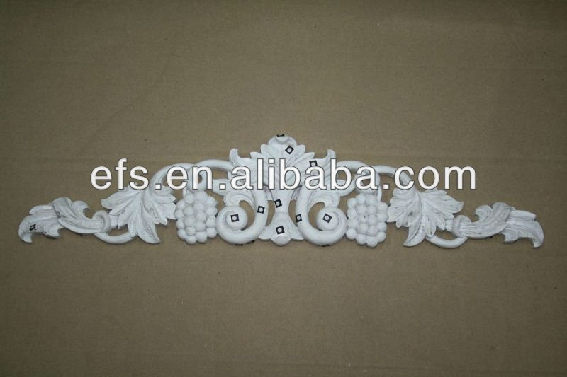 exquisite cheap hand carved wood onlays,wood decorative onlays,oak onlays