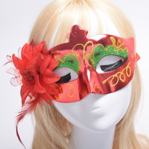 Nice addition to outfit mardi gras parties masquerade theme fun and unique masquerade masks bulk