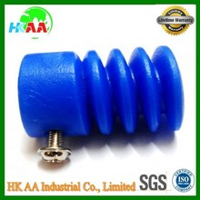Factory supplier customized plastic gear shaft, plastic worm gear and shafts