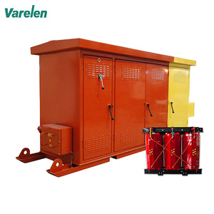 Skid mounted unit substations for mining or oil and gas