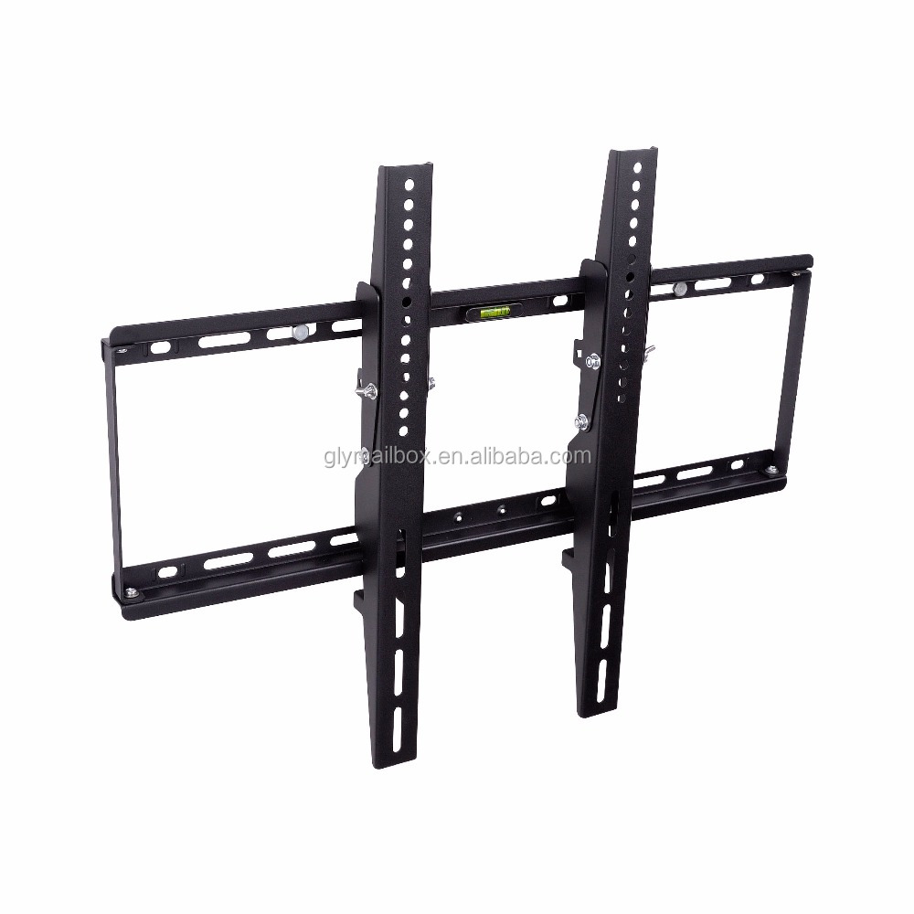 32---65 Inch Black bed adjustable up and down tv mount