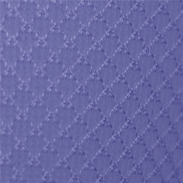100% polyester sports shoes air fabric sandwich mesh fabric recycling