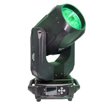Rainbow effect Multi สี Gobo คู่ Prism 260 w 10r sharpy beam beam head ล้างจุด 3in1 ซูม