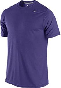 c2c121f4 Get Quotations · Nike Mens Legend Dri Fit Tee Shirt 371642 547 Purple  (Large)