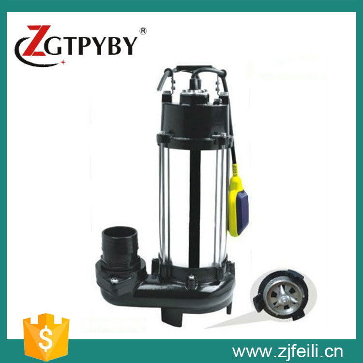 Pumps sewage pumps 3hp submersible water pump single phase 80gs