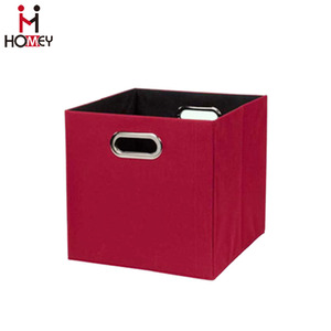 houseware factories wholesale cheap foldable nonwoven storage box
