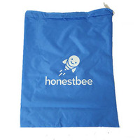 Wholesale college print promotional laundry bags for laundry shop
