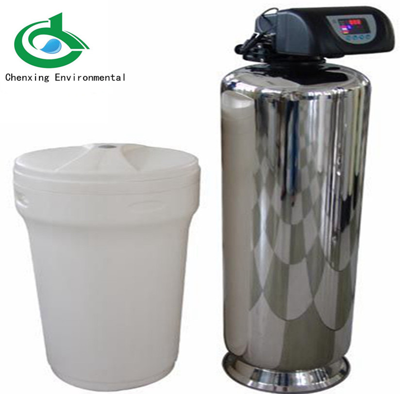 Water purification system water softner for agriculture