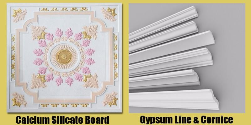 Bulkhead And Calcium Silicate Board : Grg goodlooking calcium silicate board glass fiber