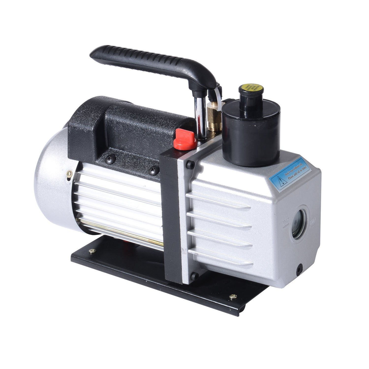 4.5CFM Single-Stage Rotary Vacuum Pump Milking Medical 12.8pounds  BRAND NEW