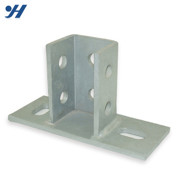 Hdg Perforated Steel Structural Post Base Plate Bracket - Buy Base Plate  Bracket,Steel Plate Brackets,Post Base Brackets Product on Alibaba com