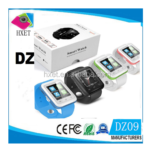 New android smart watch lost watch phone support GSM GT08