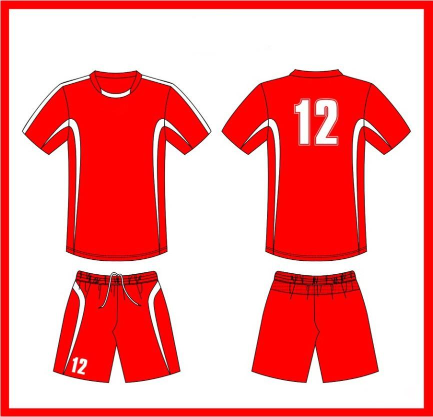 2016 desain baru custom made sepak bola kemeja-Sepak bola