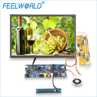 FEELWORLD 12 inch display resistive touchscreen raspberry pi 3 lcd hdmi