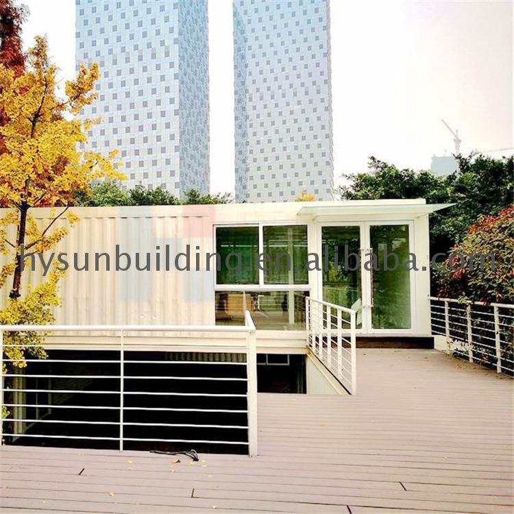 2019 New kit set resort shipping container scale model sale to philippines the portugal supplier
