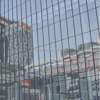 One-stop solution project ! Glass curtain wall